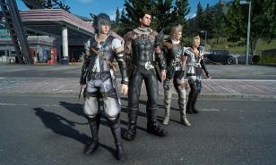 final fantasy xv, ffxv attire, ffxv best attire, ffxv best outfits
