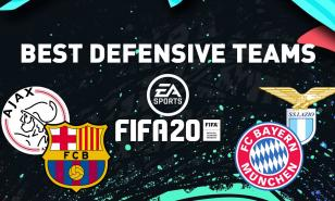Best FIFA 20 Teams In Defense
