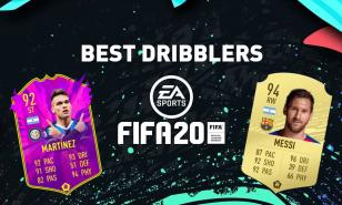 FIFA 20 best dribblers