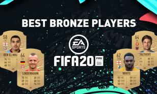 Best Bronze FIFA 20 Players