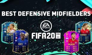 Best CDMs in FIFA 20