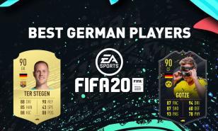 FIFA 20 Top German Players