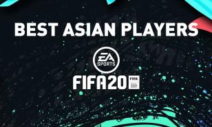FIFA 20 amazing Asian players