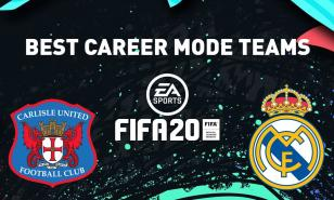 FIFA 20 Best Teams