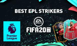 FIFA 20 Best EPL Strikers