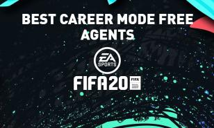 FIFA 20 Best Free Agents
