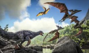 Ark Survival Evolved best Flying Mounts