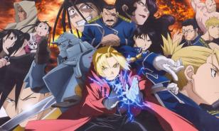 Fullmetal Alchemist Best Moments