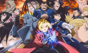 Fullmetal Alchemist Best Fights