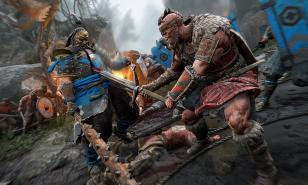 For Honor, Highlander, shugoki