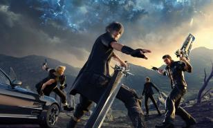 Games Like Final Fantasy XV