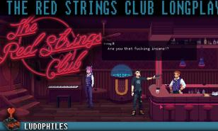Games Like The Red Strings Club