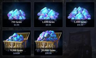 mtg arena best use of gems