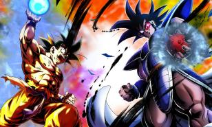 DragonBall Z, Tree of might