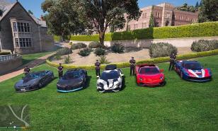 GTA 5 Best Looking Cars for Racing