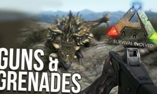 Ark Survival Evolved Best Guns