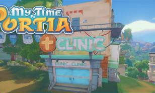 My Time at Portia Best Healing Items
