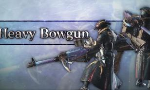 Monster Hunter World, Iceborne, Top 5, Best, Heavy Bowgun
