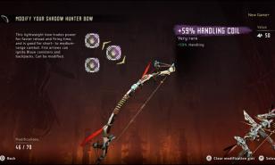 Horizon Zero Dawn Best Weapon Mods