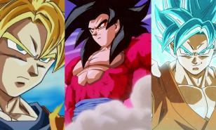 Goku Best Moments