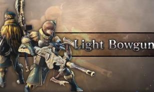 Monster Hunter, World, Iceborne, Best, Light Bowgun