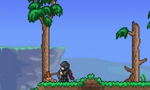 Best axes in Terraria