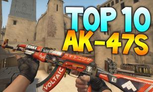 best AK-47 skins