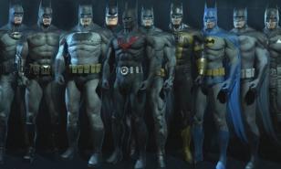 Batman Arkham Origins Best Suits