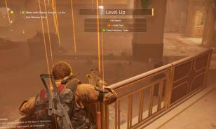 Division 2 how to to level up