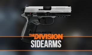 Division 2 sidearms