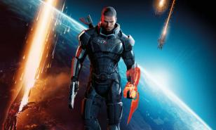 The Mass Effect game that trademarked many Action-RPGs to come.
