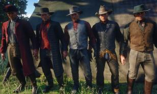 RDR2 Best Outfits