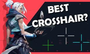 Valorant Best Crosshair