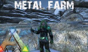 Ark Survival Best Way to Get Metal