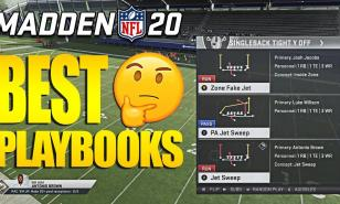 Madden 20 Best Plays