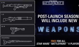 SWBF2 Best Weapons
