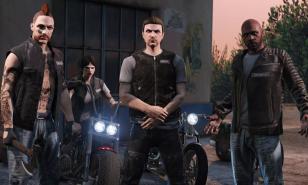 MC leader in GTA Online