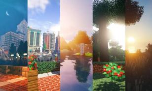 Minecraft Best Overhaul Mods