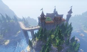 Minecraft Best Castle Seeds