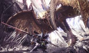 Monster Hunter, World, Iceborne, Longsword