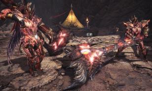 Monster Hunter World, Iceborne, Safi weapons
