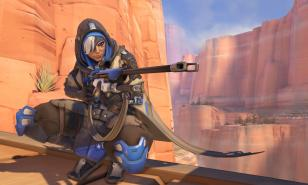 Overwatch: Ana Counter