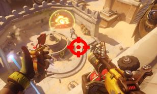 Overwatch: How To Change Crosshair