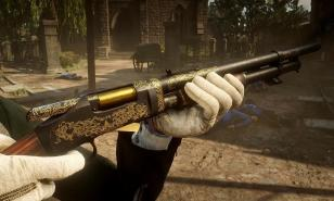 RDR2 Best Shotguns