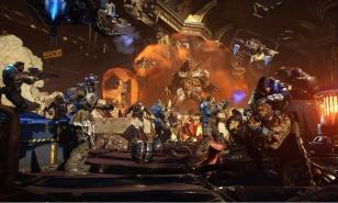 Gears 5 Horde Bosses