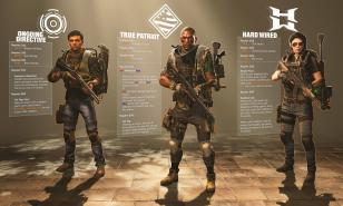 Division 2 gear sets