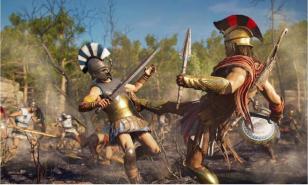 AC Odyssey Best Weapons