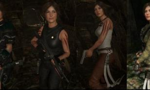 Shadow of the Tomb Raider Best Outfits