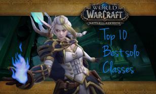 WoW Best Solo Class