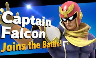 Smash Ultimate Captain Falcon Combos